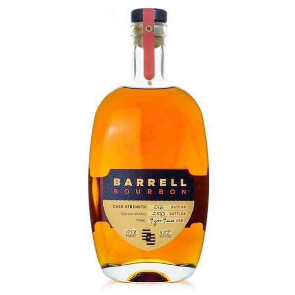 Spirits Barrell Bourbon Batch #16 Cask Strength
