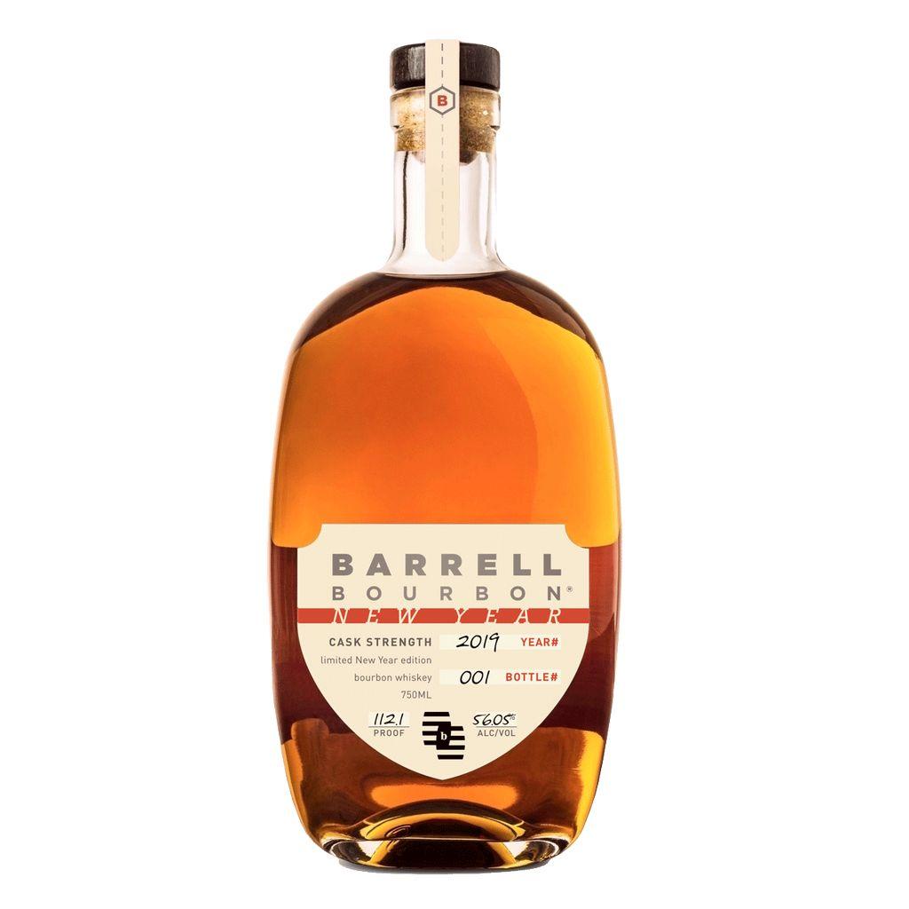Spirits Barrell New Year's Bourbon #3 2019 Edition