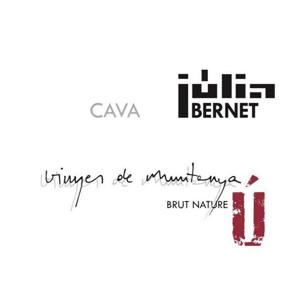 Sparkling Julia Bernet Cava 'U' Brut Nature NV