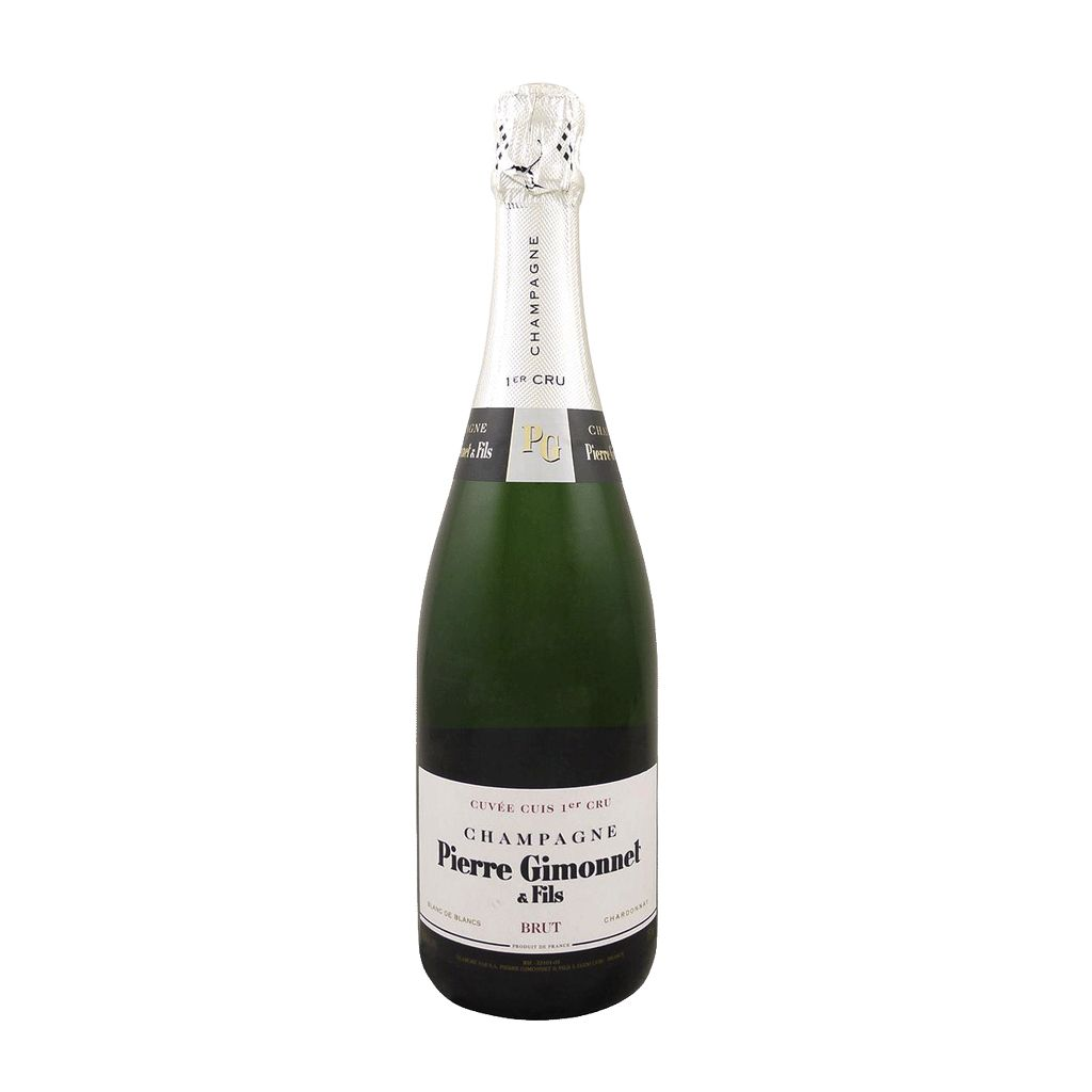 Sparkling Pierre Gimonnet & Fils Champagne 1er Cru Brut Extra Blanc de Blancs NV