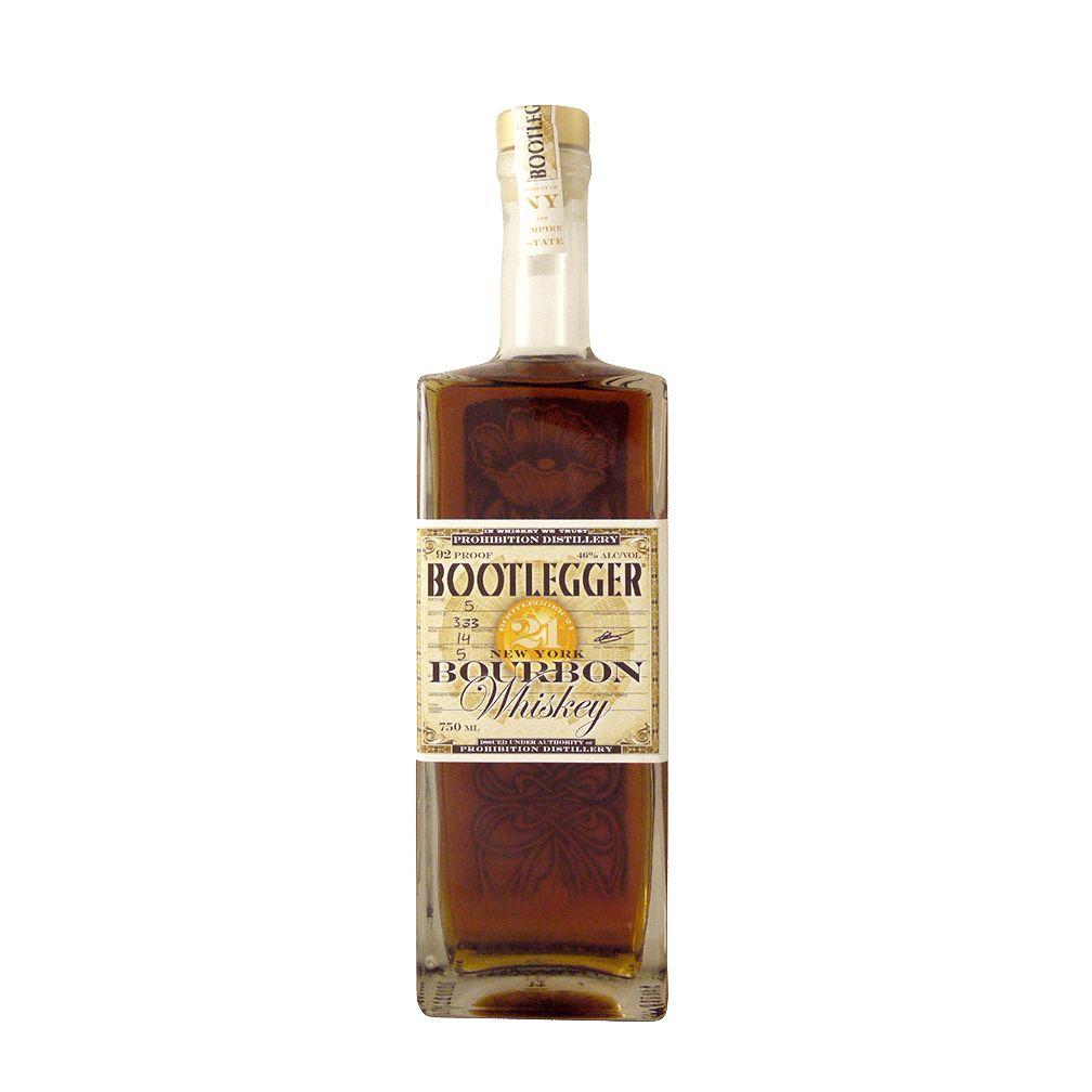 Spirits Bootlegger Bourbon