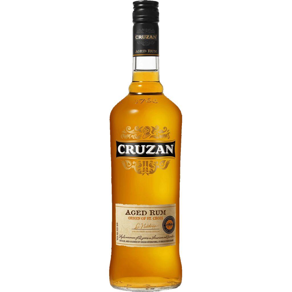 Spirits Cruzan Rum Dark Aged