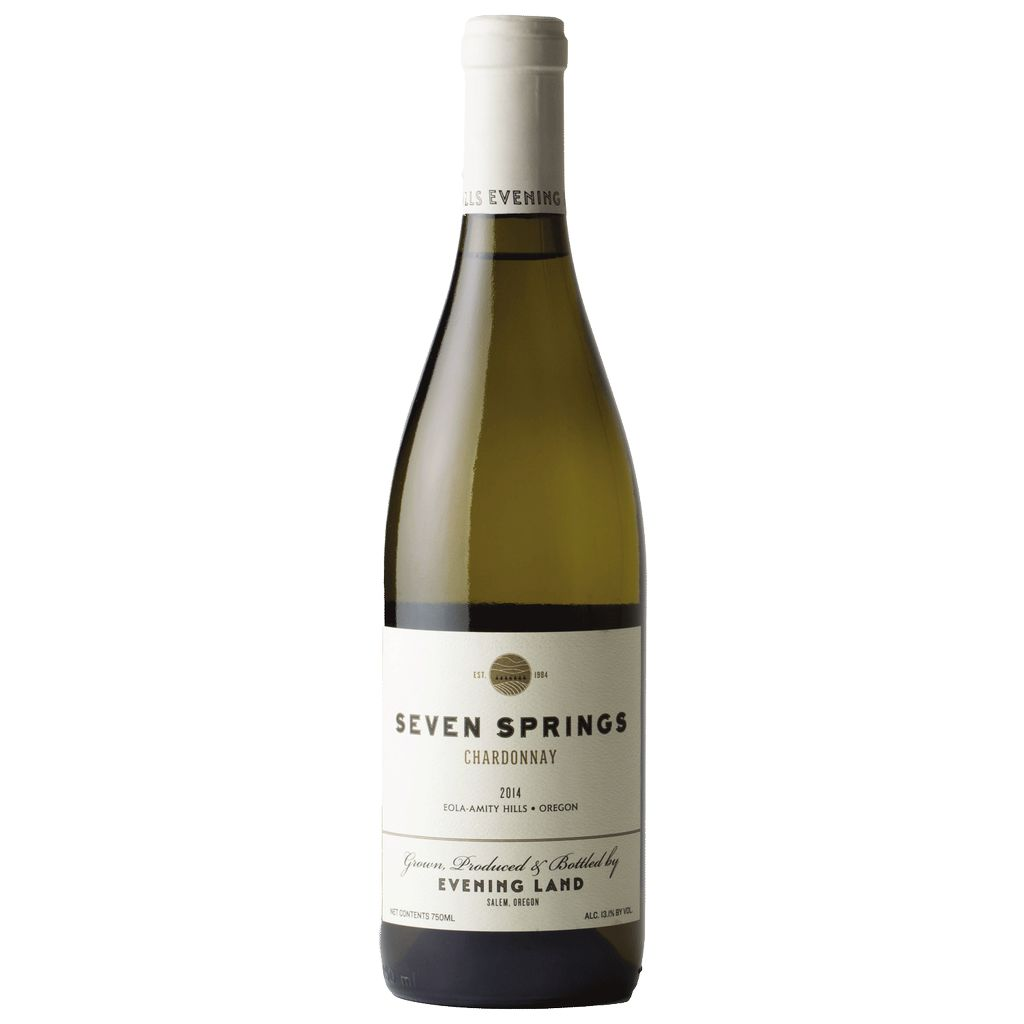 Wine Evening Land Seven Springs Vineyard Chardonnay 2013