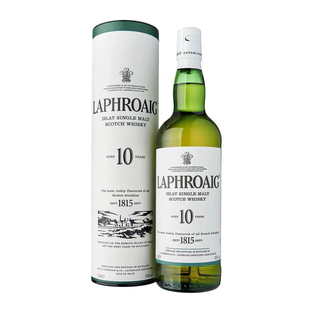 Spirits Laphroaig 10 Year Islay Scotch
