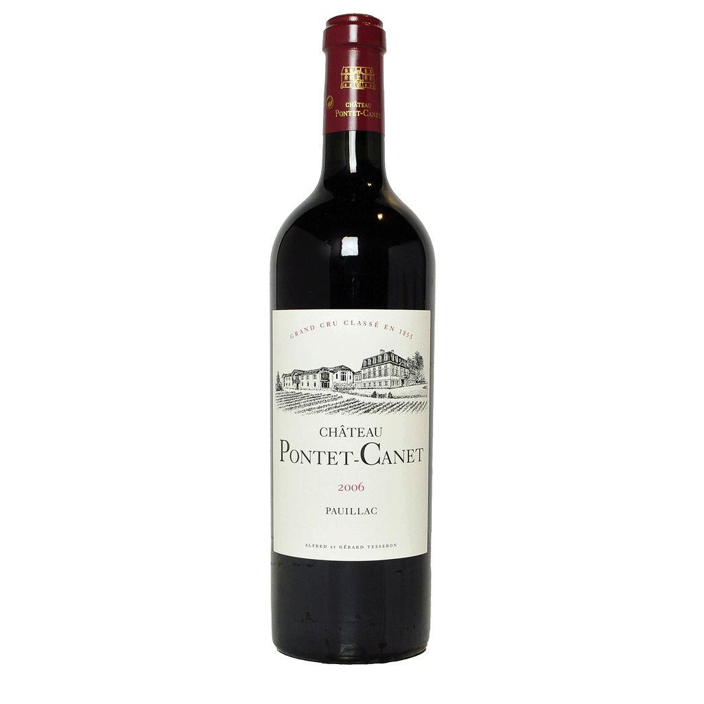 Wine Chateau Pontet Canet 2006