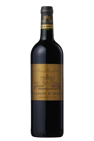 Wine Blason d'issan Margaux 2011
