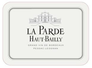 Wine Ch Haut Bailly La Parde de Haut Bailly 2011