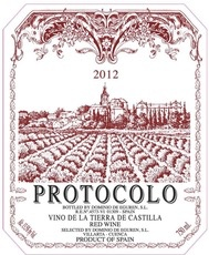 Wine Dominio de Eguren Protocolo Tinto 2016