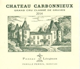 Wine Château Carbonnieux, Pessac-Léognan Grand Cru Classe de Graves 2014