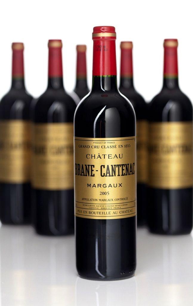 Wine Ch. Brane Cantenac 2013