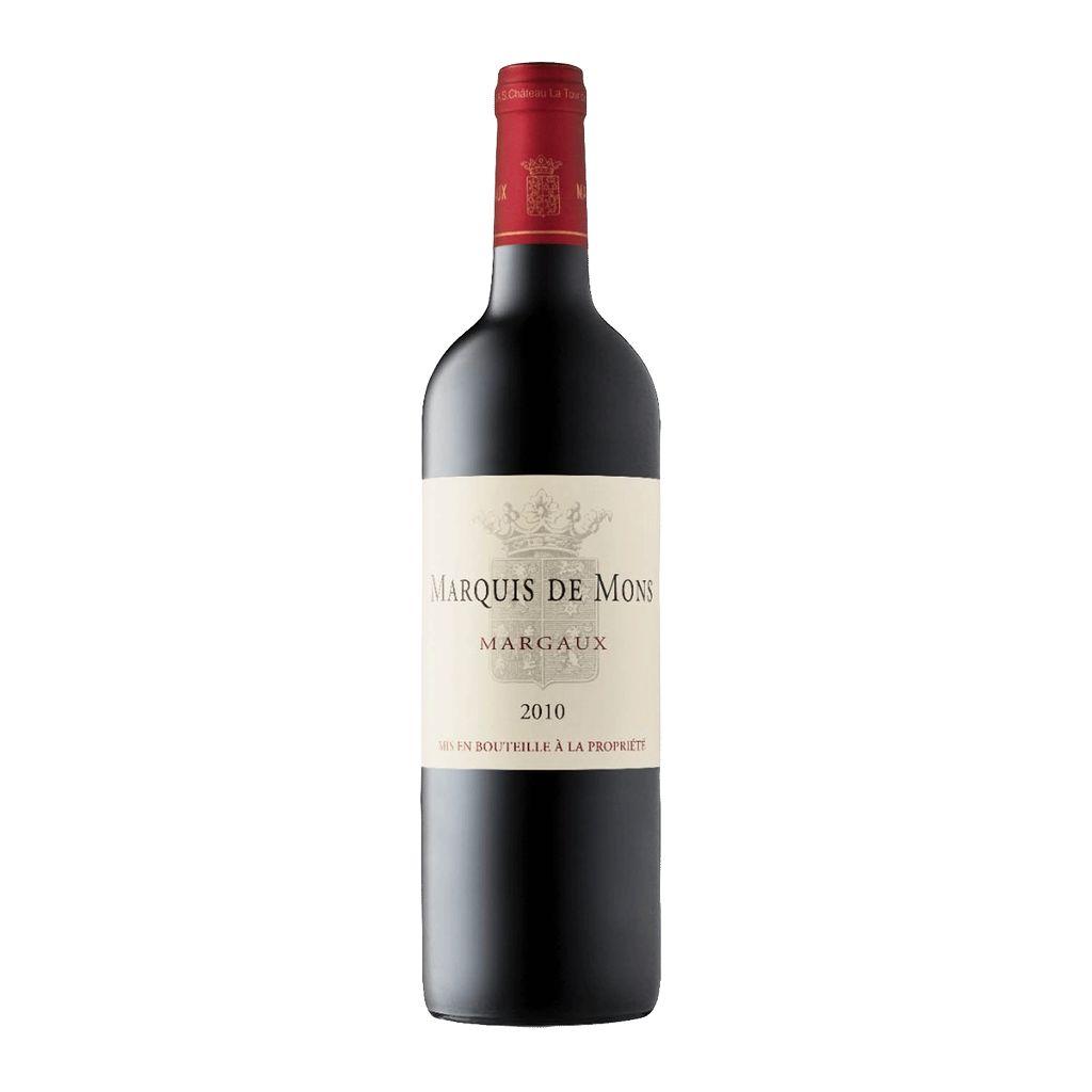 Wine Marquis de Mons 2010 6L