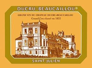 Wine Chateau Ducru Beaucaillou 1995