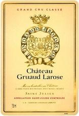 Wine Ch. Gruaud Larose 2011