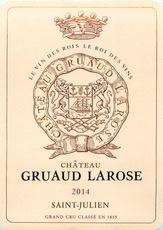 Wine Ch. Gruaud Larose 2013