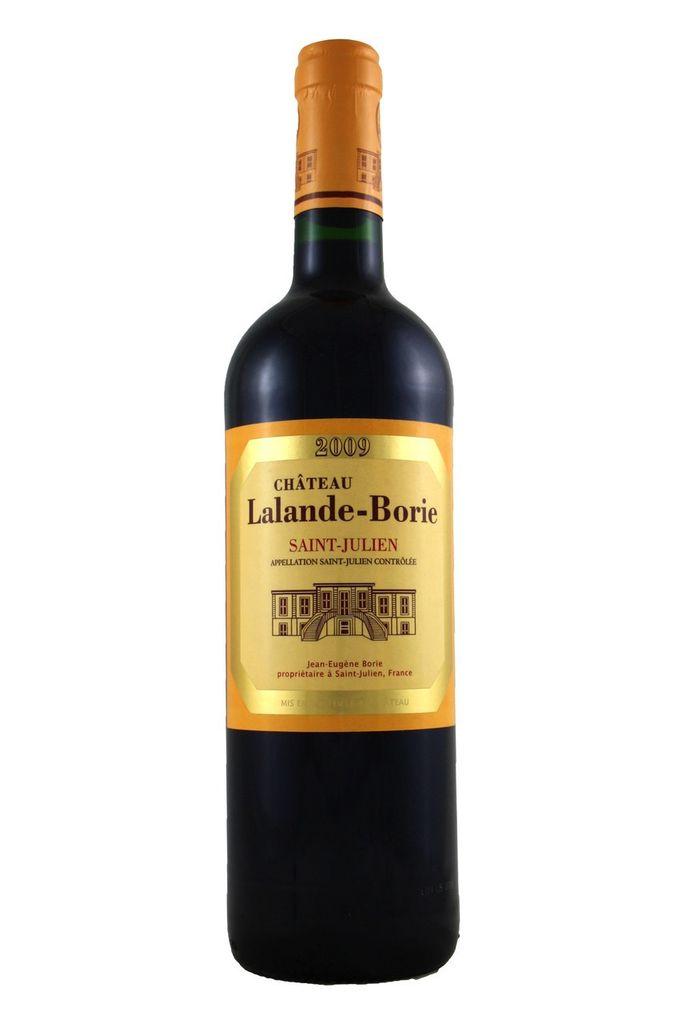Wine Ch. Lalande Borie 2014 3L