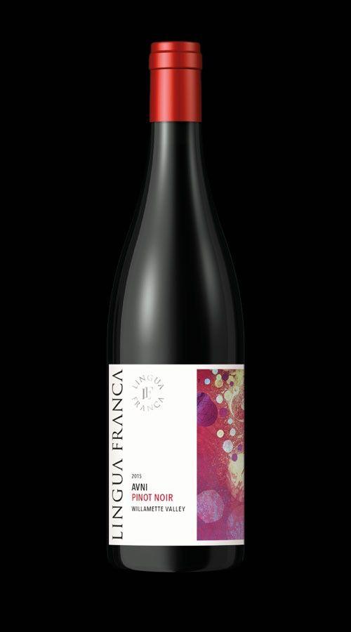 Wine Lingua Franca Avni Pinot Noir 2016