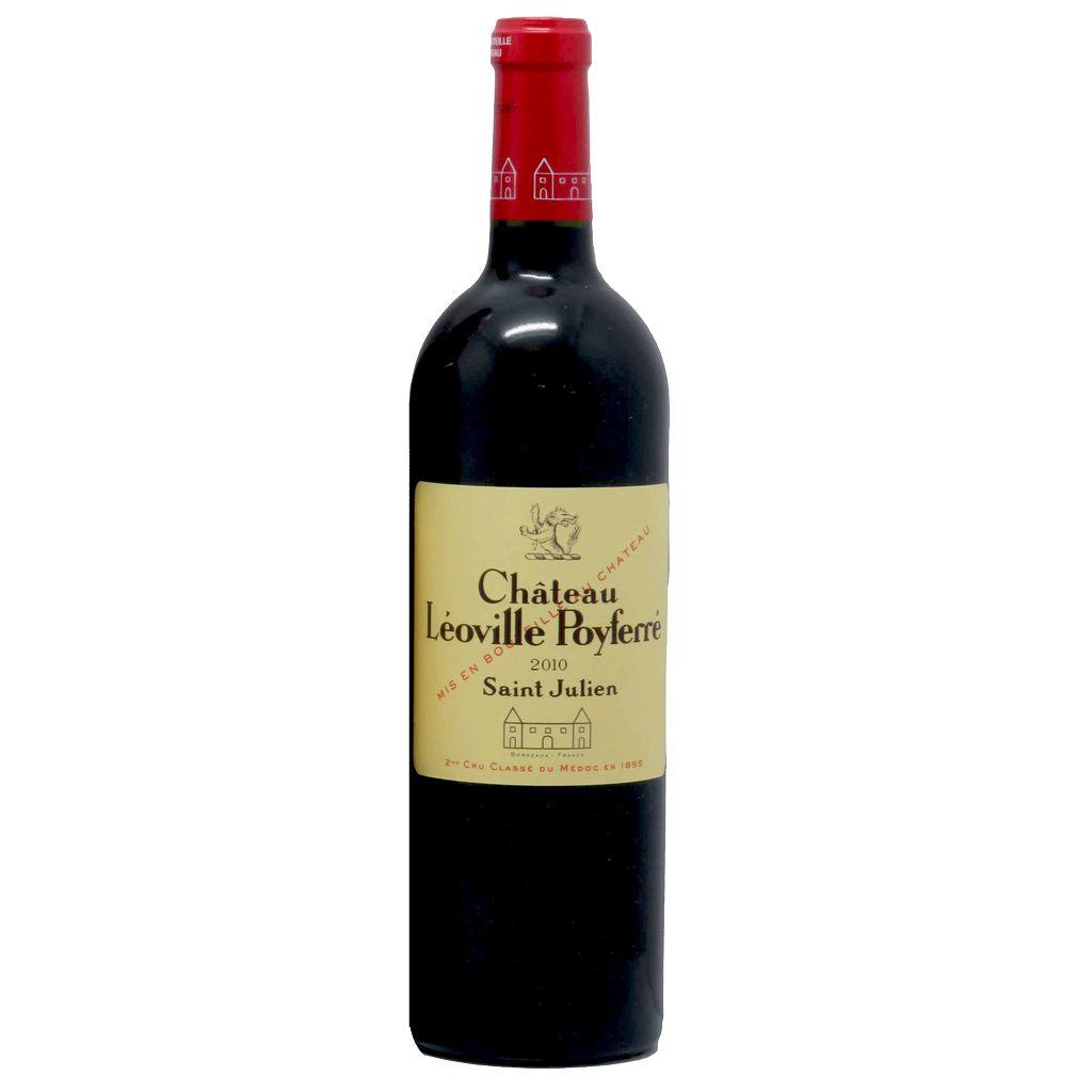 Wine Ch. Leoville Poyferre 2010