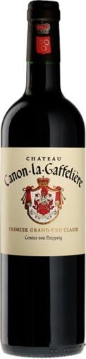 Wine Chateau Canon La Gaffeliere 2015