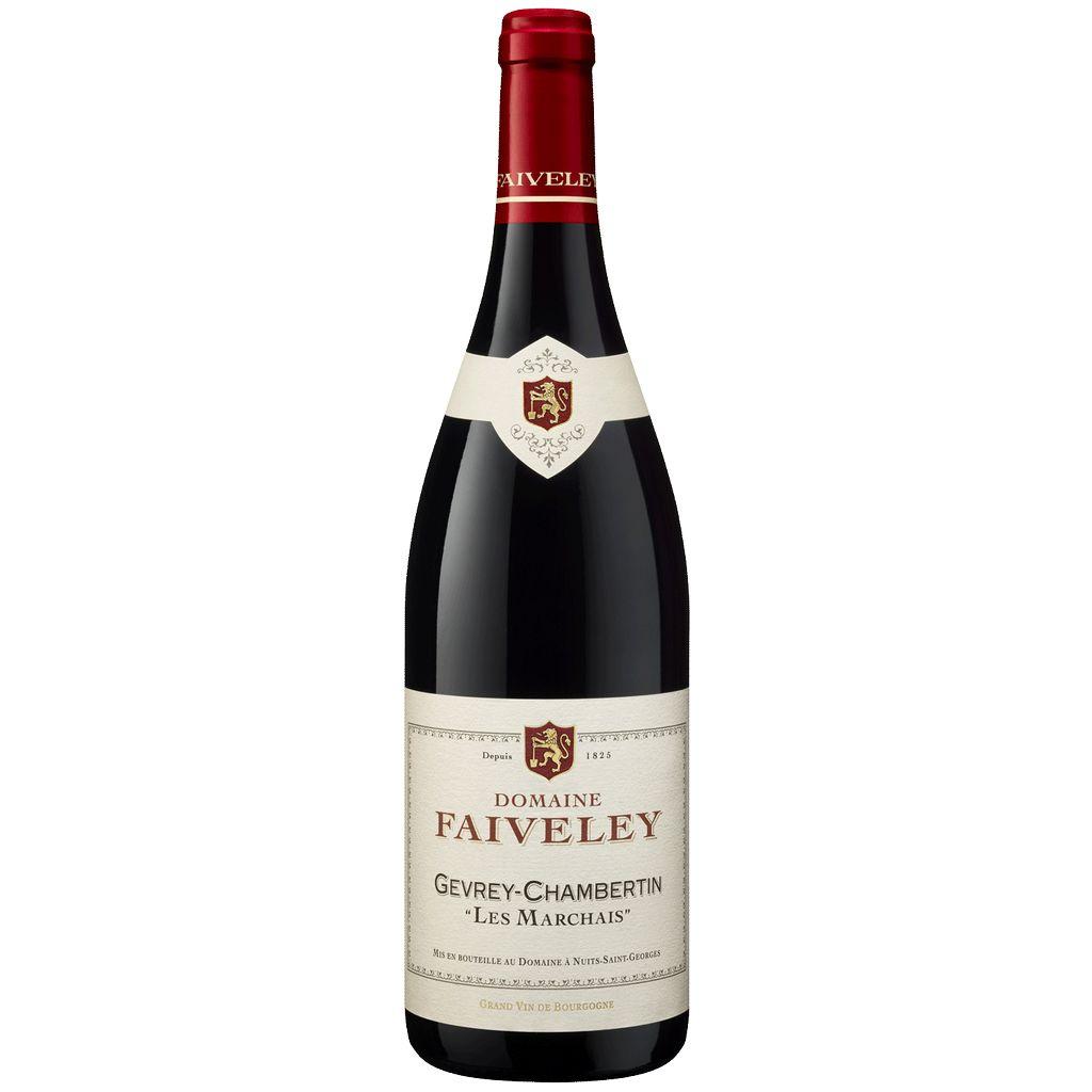 Wine Domaine Faiveley Gevrey Chambertin Marchais 2013