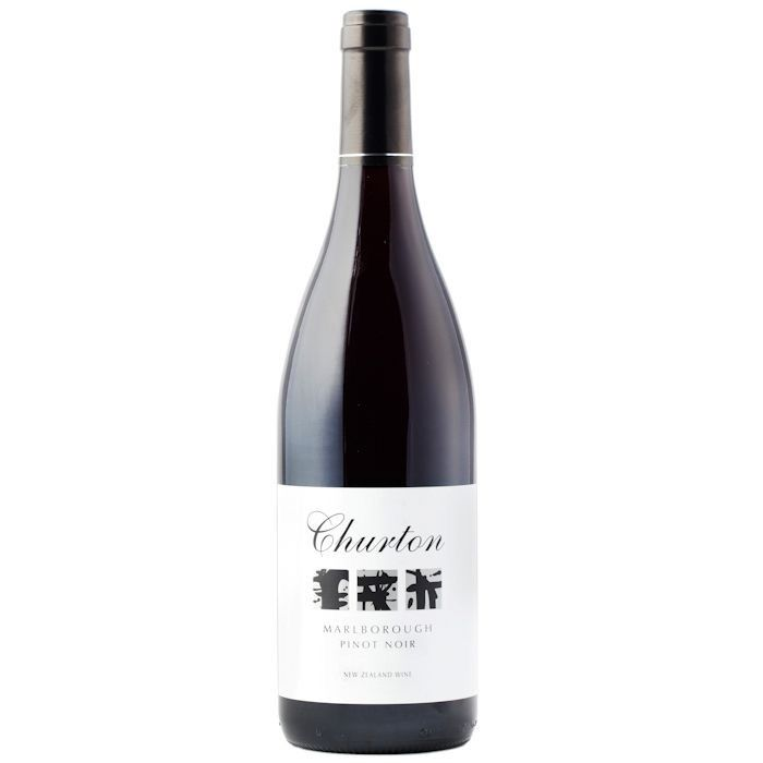 Wine Churton Pinot Noir 2013