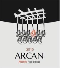 Wine Arcan Rias Baixas Albarino 2016