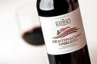 Wine Rapino Montepulciano d'Abruzzo 2016