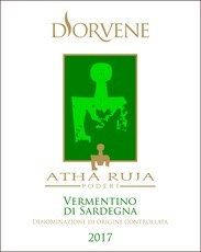 Wine Atha Ruja D'Orvene Vermentino