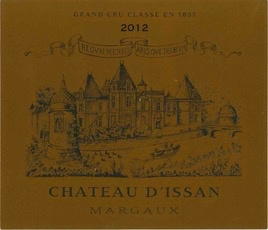 Wine Ch. d'Issan 2012