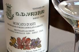 Sparkling G.D. Vajra Moscato d'Asti 2018 375ml