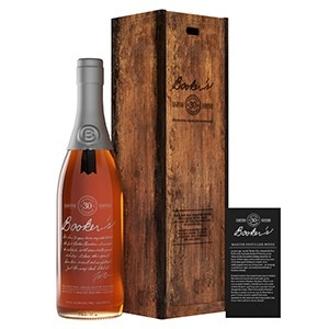 Spirits Booker's Bourbon 30th Anniversary 125.8 Limited Edition