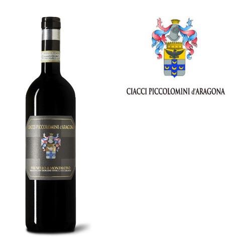 Wine Ciacci Piccolomini d'Aragona Brunello di Montalcino 2014