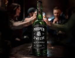 Spirits Proper No. Twelve Irish Whiskey