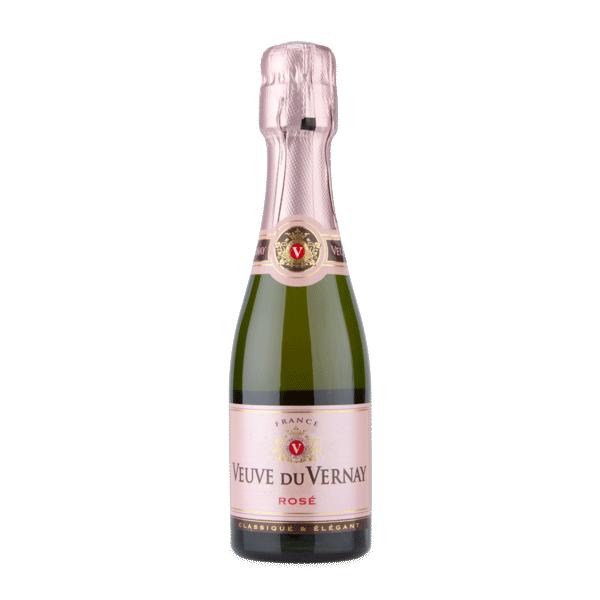 Sparkling Veuve du Vernay Brut Rose 187ml