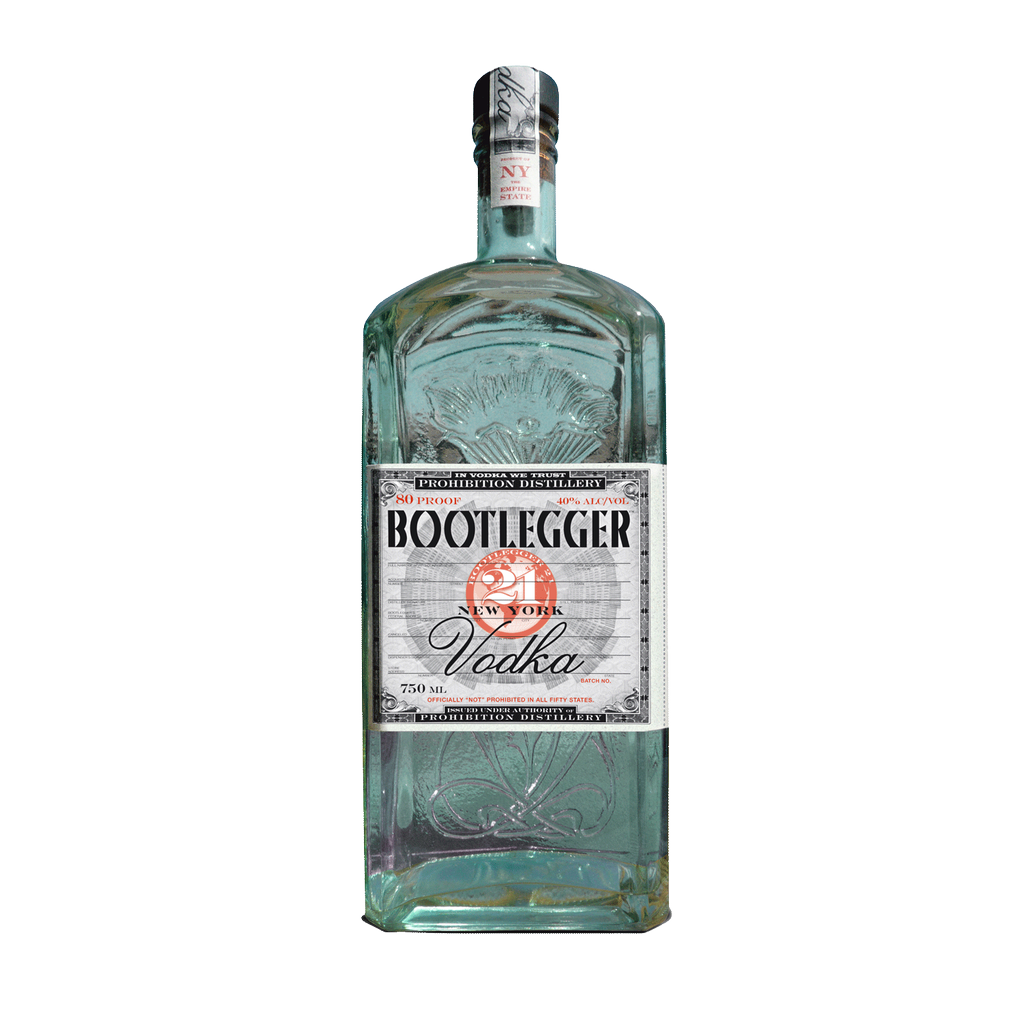 Spirits Bootlegger 21 Vodka