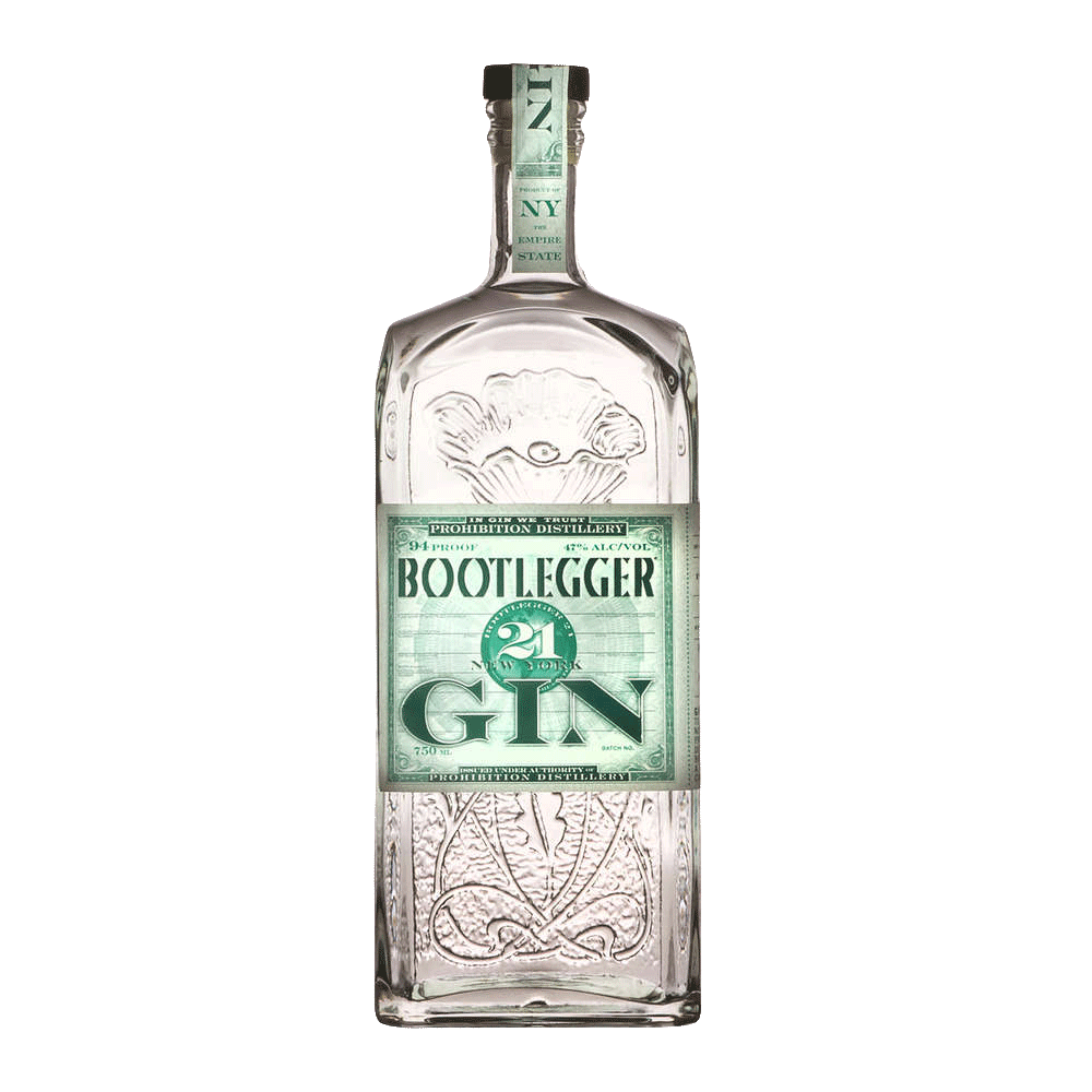 Spirits Bootlegger 21 NY Gin