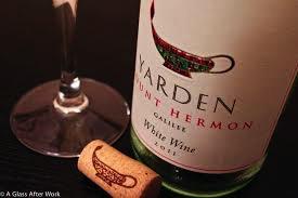 Wine Mount Hermon White 2016 Kosher