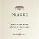 Wine Prager Wachau Gruner Veltliner Federspiel Hinter der Burg 2017