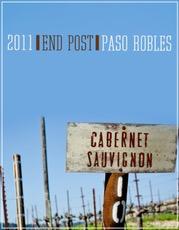 Wine Adelaida Cellars Paso Robles Cabernet Sauvignon End Post 2016