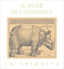 Wine Casanova della Spinetta Toscana Rose 2018