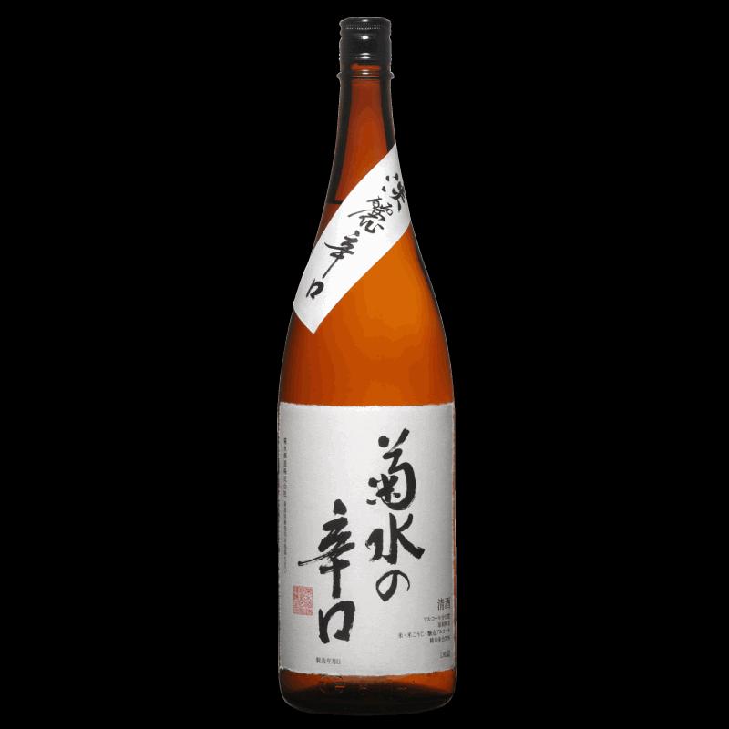 Wine Kikusui Shuzo No Karakuchi Honjozo Sake 720ml Gift Box