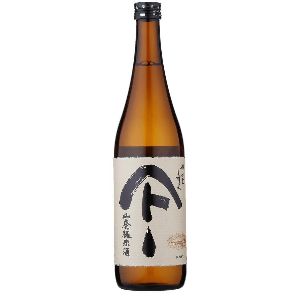 Sake Akita Seishu Shuzo Yamato Shizuku Yamahai Junmai Sake 720ml