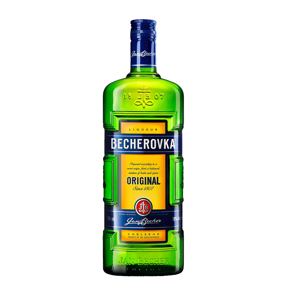 Spirits Becherovka Herbal Liqueur