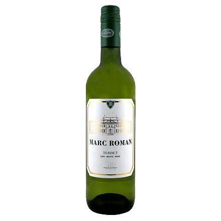 Wine Marc Roman Terret Blanc 2016