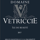 Wine Domaine Vetriccie Ile de Beaute Rose 2018
