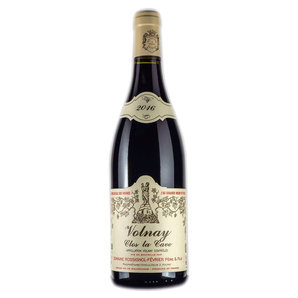 Wine Domaine Rossignol-Fevrier Volnay Clos La Cave 2014