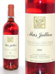 Wine Mas Jullien Coteaux du Languedoc Rose 2018