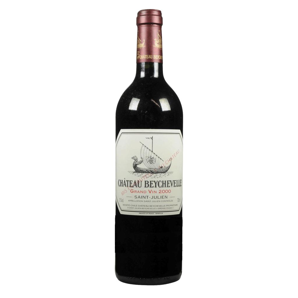Wine Chateau Beychevelle 2000