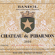 Wine Chateau Pibarnon Bandol Rose 2018