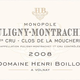 Wine Henri Boillot Puligny Montrachet Premier Cru Clos de la Mouchere 2017