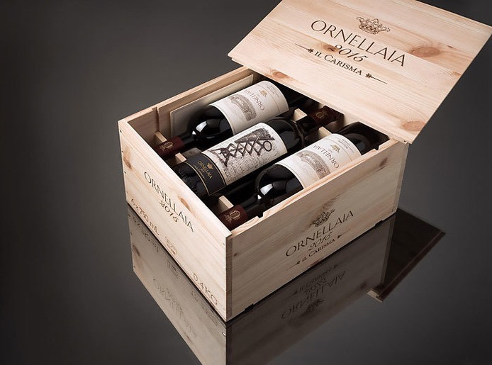 Wine Ornellaia 2015
